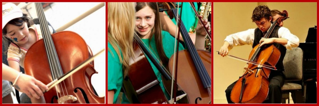 Cello Lessons Burbank CA